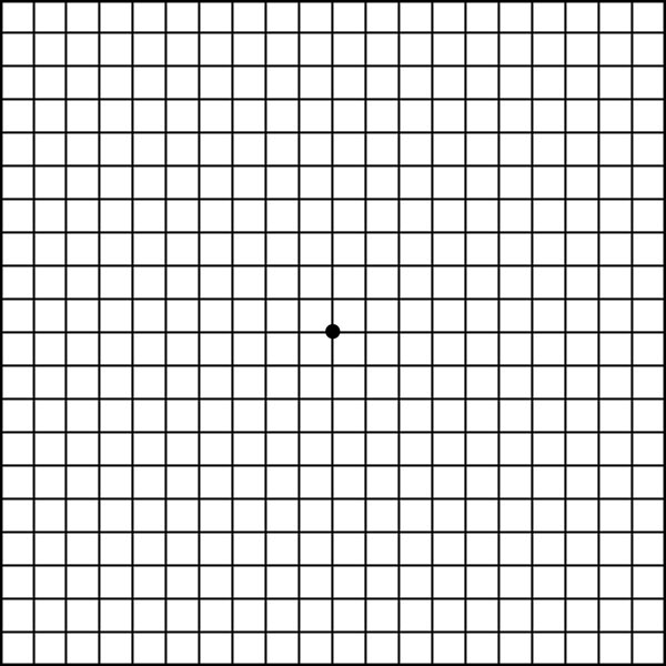 Nerdy image intended for amsler grid printable