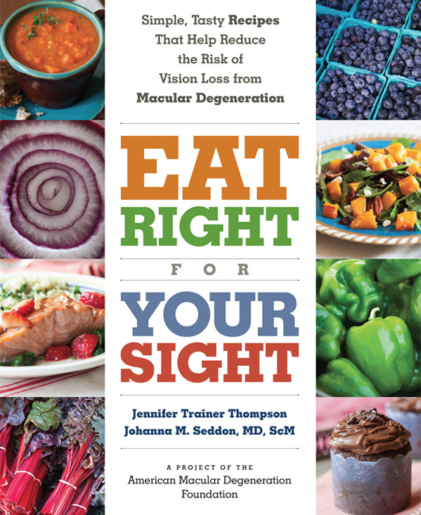 Amdf cookbook eat right for your sight amdf amdf cookbook forumfinder