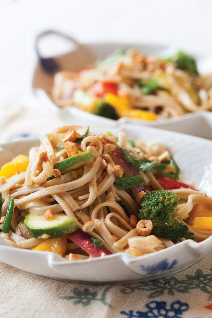 Spicy Udon Noodles recipe for macular degeneration