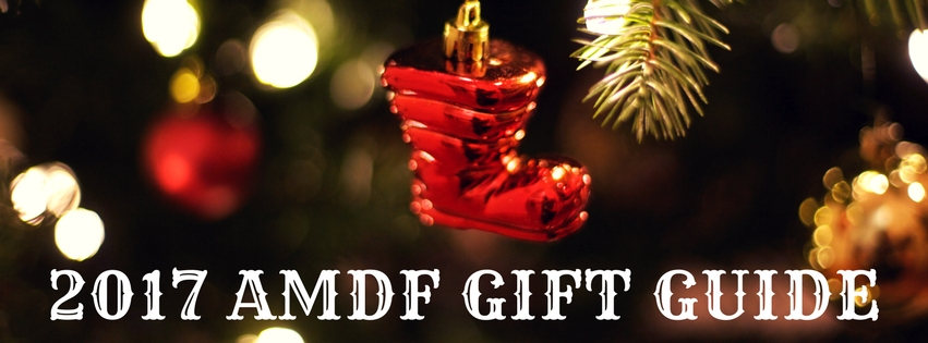 2017 AMDF Gift Guide - Gifts for people with vision loss from macular degeneration